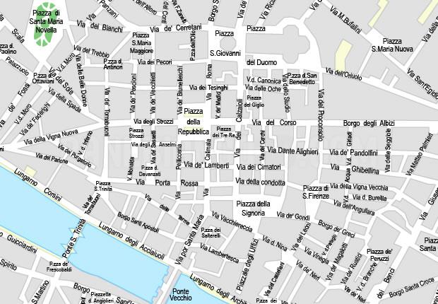 Cartina Firenze Stampabile Pieterduisenberg